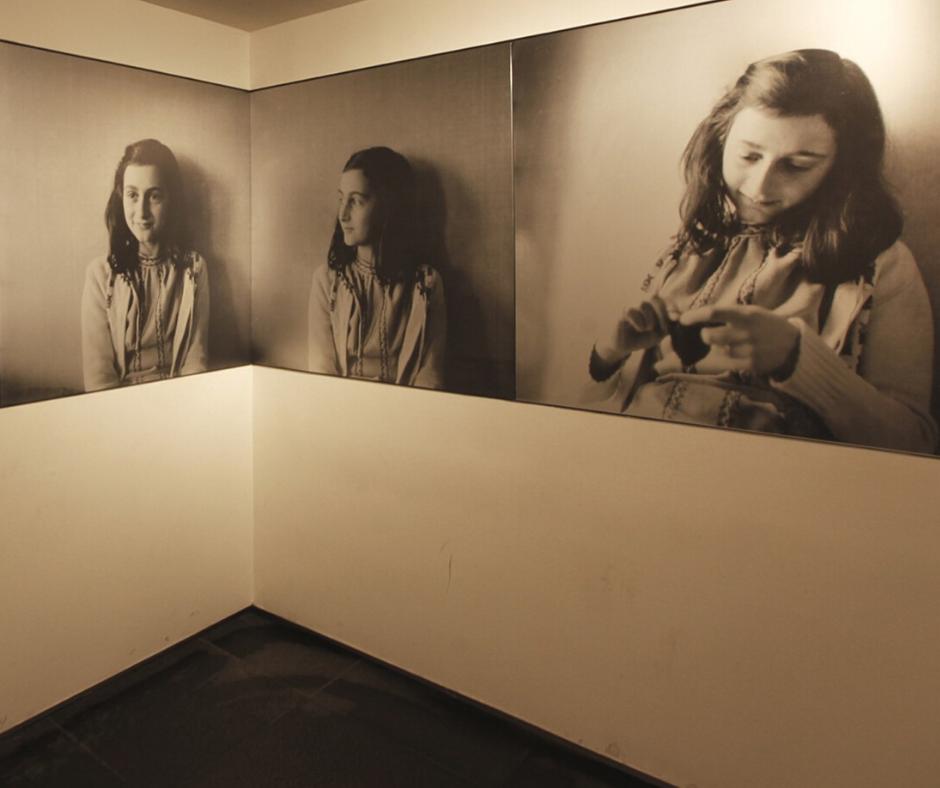 An-infamous-Anne-Frank-exhibit.