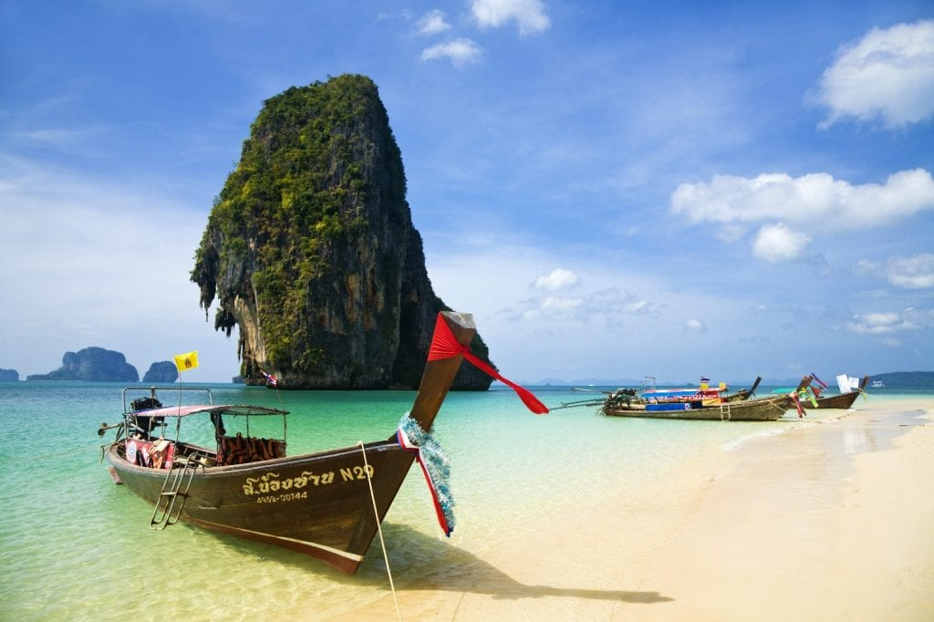 top 10 city of Thailand