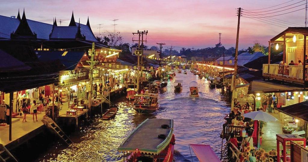 city of thailand