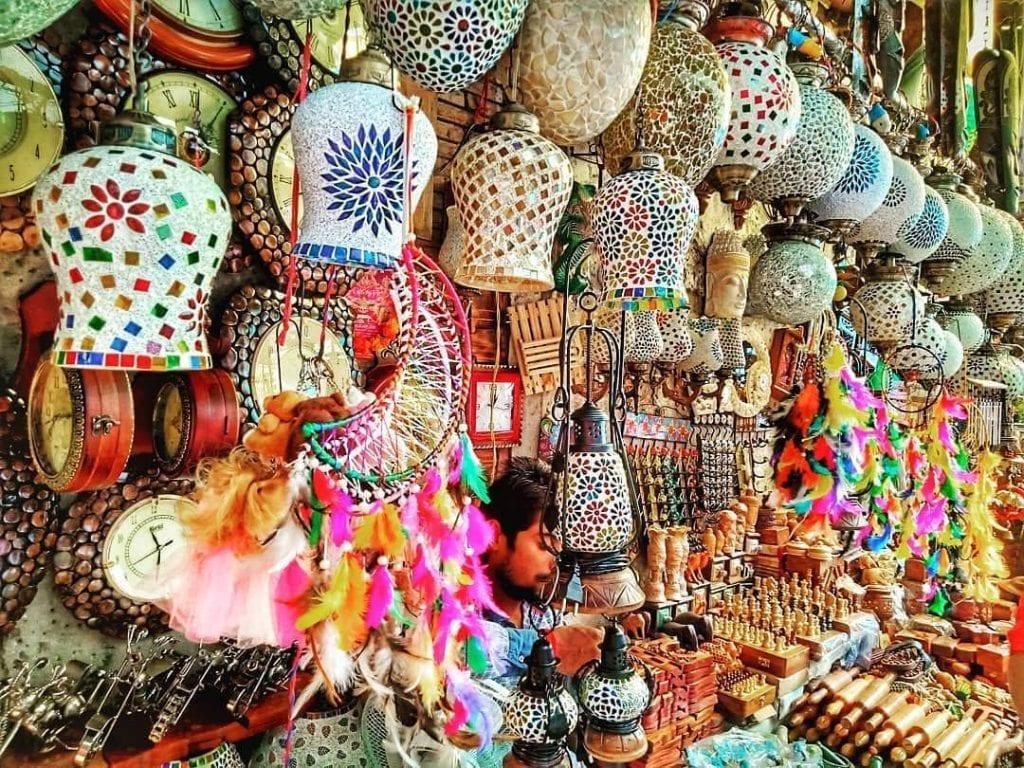 Shopping in Kullu Manali